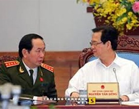Chính phủ chấp nhận đề xuất thêm Đại tướng Công an