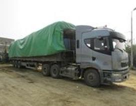 Chở quá tải 300%, 3 xe tải bị phạt gần 140 triệu