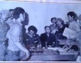 Bức ảnh vô giá của nhân chứng lịch sử ngày 30/4/1975