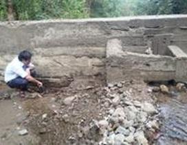 Phó Chủ tịch tỉnh Thanh Hoá yêu cầu làm rõ sai phạm trong công trình nước sạch