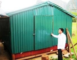 Quảng Bình: Xây dựng 100 nhà tránh lũ cho hộ nghèo