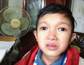 Tâm sự rơi nước mắt của cậu bé 15 tuổi bị mù hai mắt