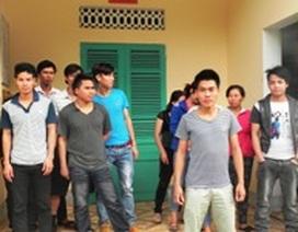 Bắt 11 đối tượng nhập cảnh trái phép vào Việt Nam