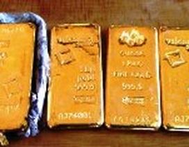 Buôn lậu 4 kg vàng, lãnh 3 năm tù
