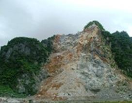 Một công nhân tử vong khi khai thác đá