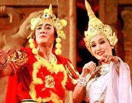 Nhà hát Chèo Hà Nội nhận Huân chương Lao động