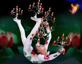 Đoàn nghệ thuật xiếc Vân Nam làm tour xuyên Việt