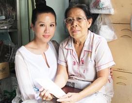 Hoa hậu Thu Hoài tri ân nhân ngày Thương binh liệt sỹ