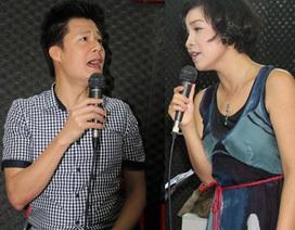 Mỹ Linh say sưa hát bên Quang Dũng