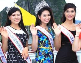 Hoa hậu Ngọc Anh quảng bá du lịch Việt Nam
