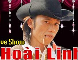 Danh hài Hoài Linh lần đầu tiên làm liveshow tại Hà Nội
