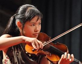 Gặp lại cháu gái tài năng violin của nhạc sĩ Lê Minh Sơn