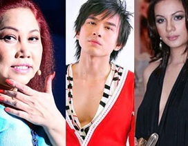 """Những """"cú sốc"""" chấn động dư luận trong showbiz Việt"""