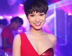 Trà My Idol khoe vũ đạo bốc lửa tại Hà Nội