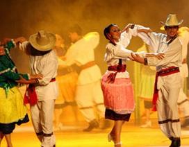 Vũ đoàn ba lê Mê-hi-cô sang biểu diễn tại Việt Nam