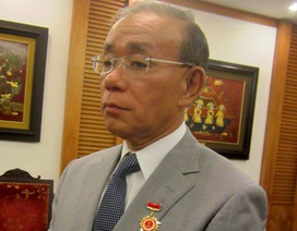 Vị Đại sứ mê tranh và yêu thơ Việt Nam