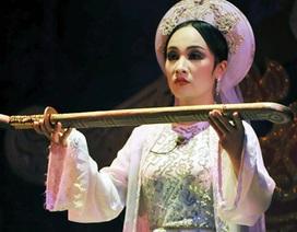 """""""Thị Màu"""" Thu Huyền hóa thân thành Ngọc Hân công chúa"""