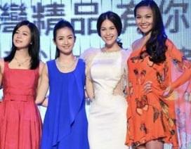 Thanh Hằng đọ sắc cùng Lâm Y Thần và Trần Nghiên Hy tại Đài Loan
