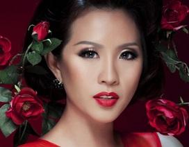 Hoa hậu Thu Hoài khoe vẻ đẹp không tuổi tác