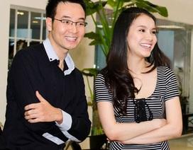 Hoa hậu Thùy Lâm khoe dáng chuẩn sau khi sinh con lần 2