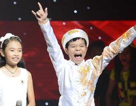Giọng hát Việt nhí lọt Top 10 sự kiện âm nhạc 2013