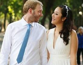 Hé lộ ảnh cưới của Hoa hậu Ngô Phương Lan