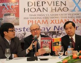 """Ra mắt ấn bản mới """"Điệp viên hoàn hảo X6"""" tại Hà Nội"""