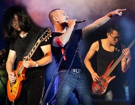 Rock Concert lần đầu tiên ra mắt khán giả Hà Nội