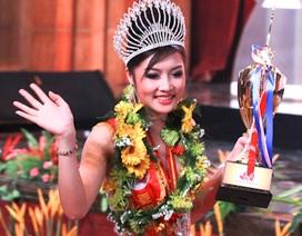 Sở Văn hóa TPHCM đồng ý thu hồi danh hiệu Hoa hậu của Triệu Thị Hà