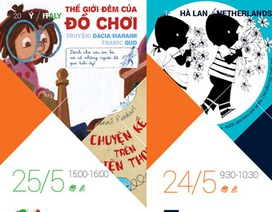 """""""Thiên thần nổi loạn"""" ra mắt trong Những ngày văn học châu Âu tại Việt Nam"""