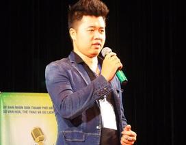 Khai mạc vòng sơ khảo Cuộc thi Giọng hát hay Hà Nội 2014