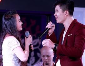 Phương Thanh song ca mùi mẫn với ông xã trên sân khấu