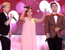 Mỹ Linh, Hà Trần biểu diễn cuồng nhiệt cùng các ca sĩ trẻ