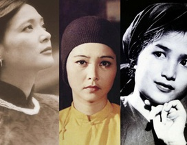 Những nữ nghệ sĩ có đôi mắt hút hồn trên màn ảnh Việt (1)
