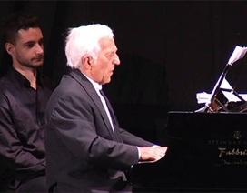 Cha con nghệ sỹ dương cầm nổi tiếng người Nga đến Việt Nam biểu diễn