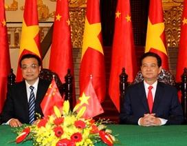 Việt-Trung nhất trí thực hiện toàn diện, hiệu quả DOC
