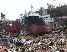 Tìm kiếm thông tin về người Việt Nam thiệt mạng do bão tại Philippines