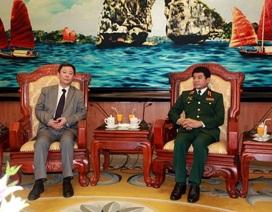 Quân đội Việt-Trung lập đường dây liên lạc bảo mật