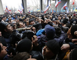 Bảo đảm an toàn cho cộng đồng người Việt tại Ukraine