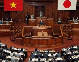 Chủ tịch nước phát biểu trước Quốc hội Nhật Bản