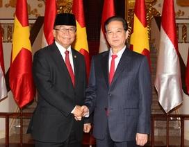 Thủ tướng đánh giá cao sáng kiến của Indonesia về Biển Đông
