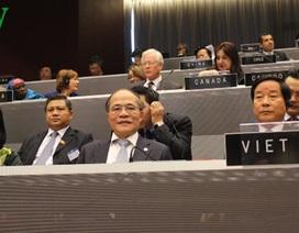 Chủ tịch Quốc hội phát biểu tại Đại hội đồng IPU lần thứ 130