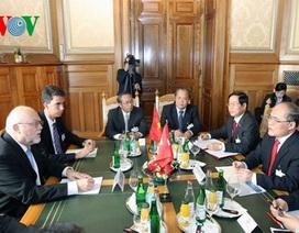 Thụy Sĩ sẽ tăng cường hỗ trợ Việt Nam trên nhiều lĩnh vực