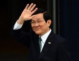 Chủ tịch Nước Trương Tấn Sang thăm Nhật Bản: Nhiều sự kiện đặc biệt