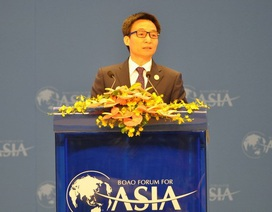 Phó Thủ tướng phát biểu tại Diễn đàn châu Á Bác Ngao