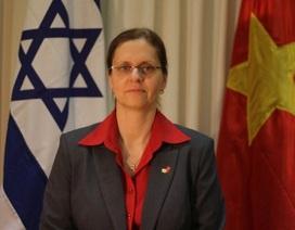 """Đại sứ Israel: """"Tôi ngưỡng mộ tinh thần khởi nghiệp của người Việt"""""""