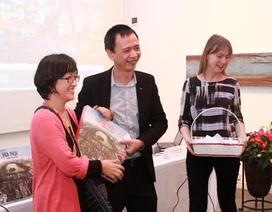 Ra mắt cuốn sách ảnh về quá trình đô thị hóa ở Hà Nội