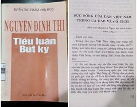 """Xuất xứ """"Thánh Gióng tắm ở Hồ Tây"""" của Nguyễn Đình Thi"""