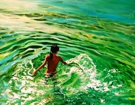 Những bức tranh vẽ đại dương đẹp đến khó tin