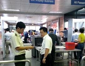 Chấn chỉnh ý thức, tác phong của lực lượng an ninh hàng không